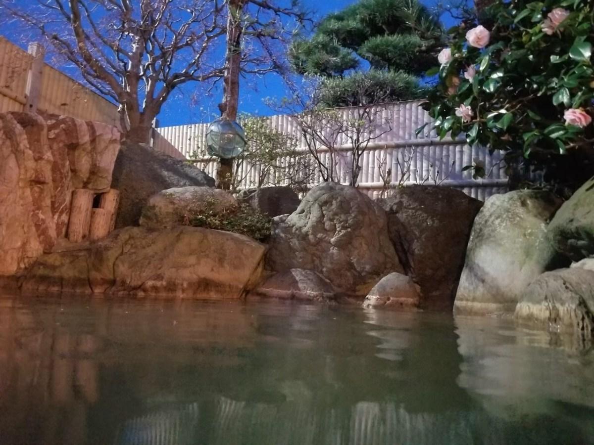 鹿部温泉 ホテル鹿の湯