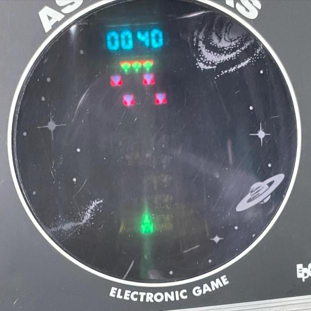 40年前の家庭用ゲーム機。動きました〜 - from Instagram