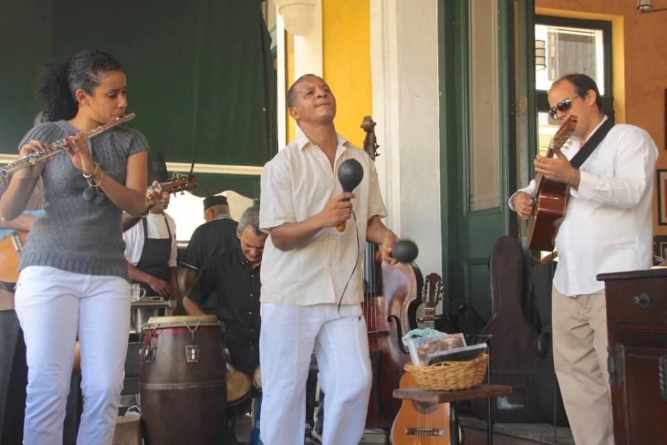musiciens cuba