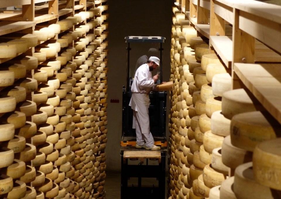 franche-comté fromage