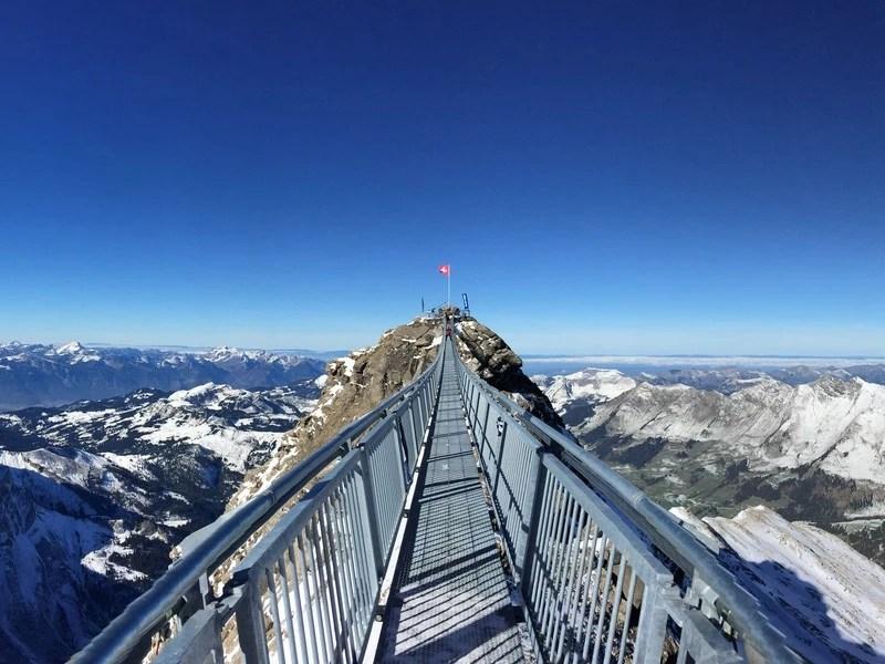 suisse peak walk