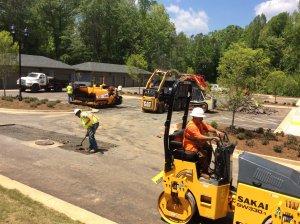 Asphalt Street Repairs Atlanta