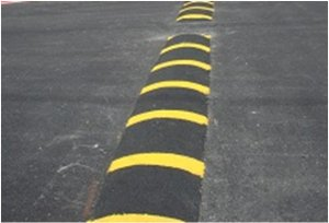Asphalt Speed Bumps