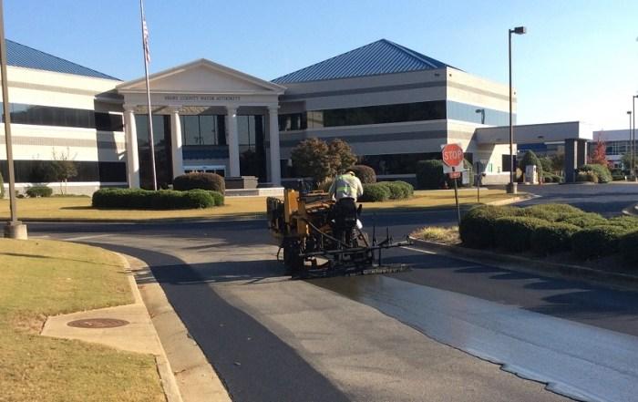 asphalt services in Georgia