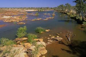 Ashburton River, Onslow, Western Australia