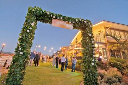 onslow beach resort wedding venues, pilbara weddings, beach weddings western australia