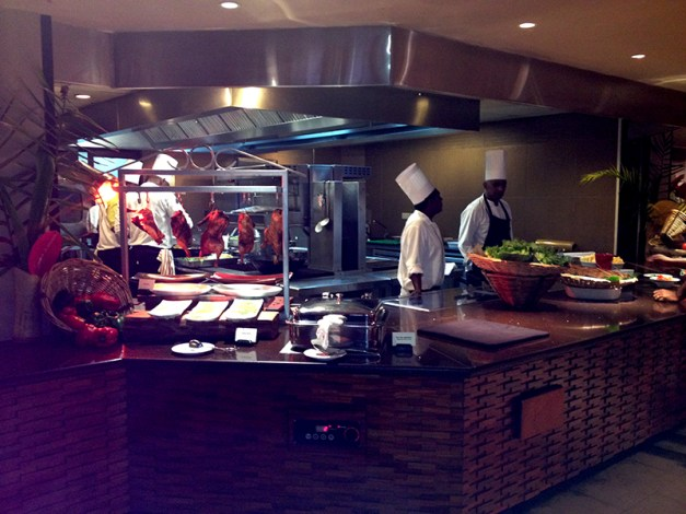 buffet Asie Kitchen