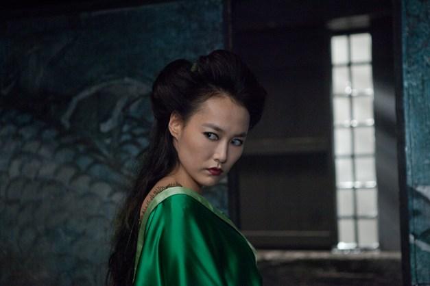 La Sorcière ( Rinko Kikuchi)