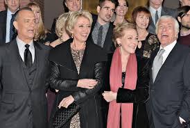 la première du film avec Tom Hanks, Emma Thompson, Julie Andrews et Dick Van Dyke
