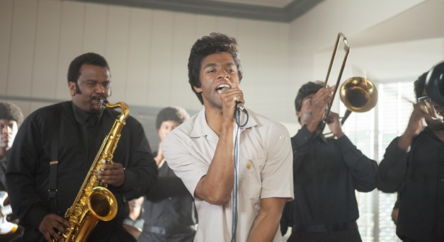 Chadwick Boseman....James Brown