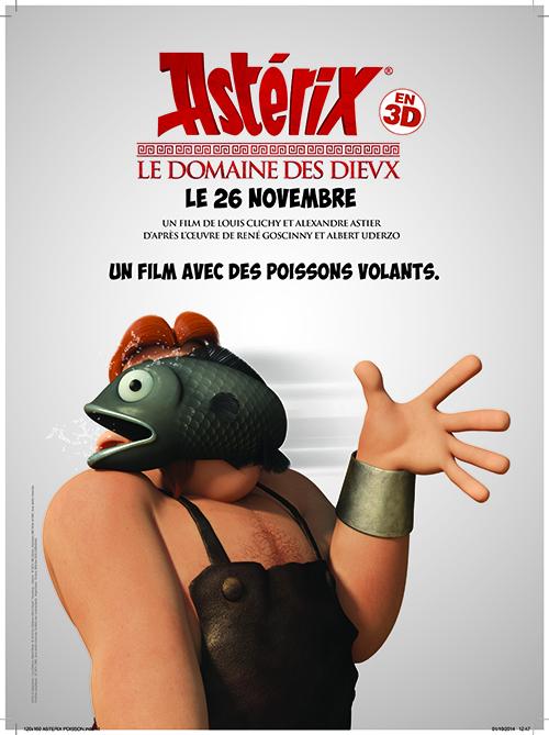 Affiche Teaser_AstÚrixDDD_Poissons_HD