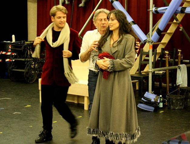 Polanski + Rafaëlle Cohen + Daniele Carta Martiglia