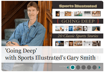 Gary Smith offers many tips to sportswriters in his interview with Poynter's Jemele Hill.