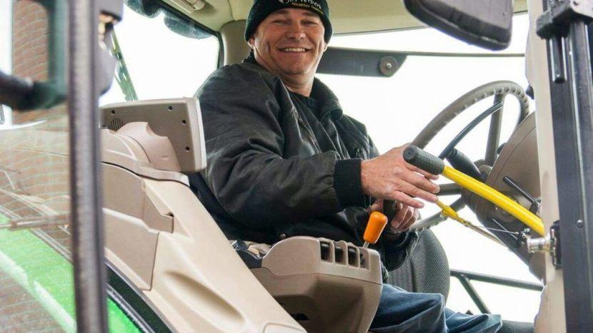 Tractor Academie start rijlessen voor mensen met lichamelijke beperking