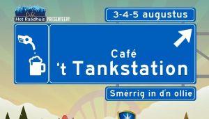 Het Raadhuis gaat drie dagen 'smèrrig in d'n ollie' tijdens Tankstation