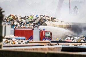 Eindhovense brandweer heeft brand bij Baetsen snel onder controle