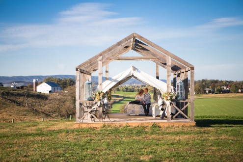 Glamping On Sunny Slope Farm