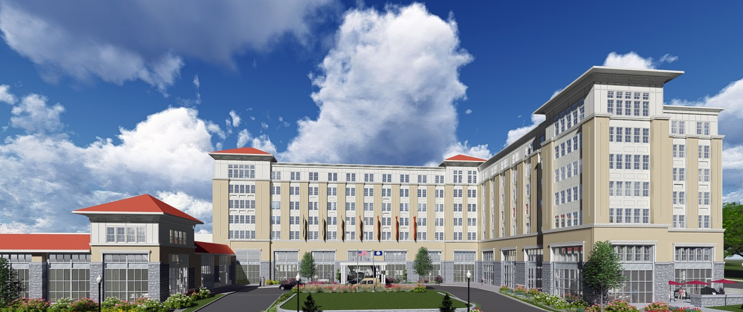 Hotel Madison and Shenandoah Valley Conference Center