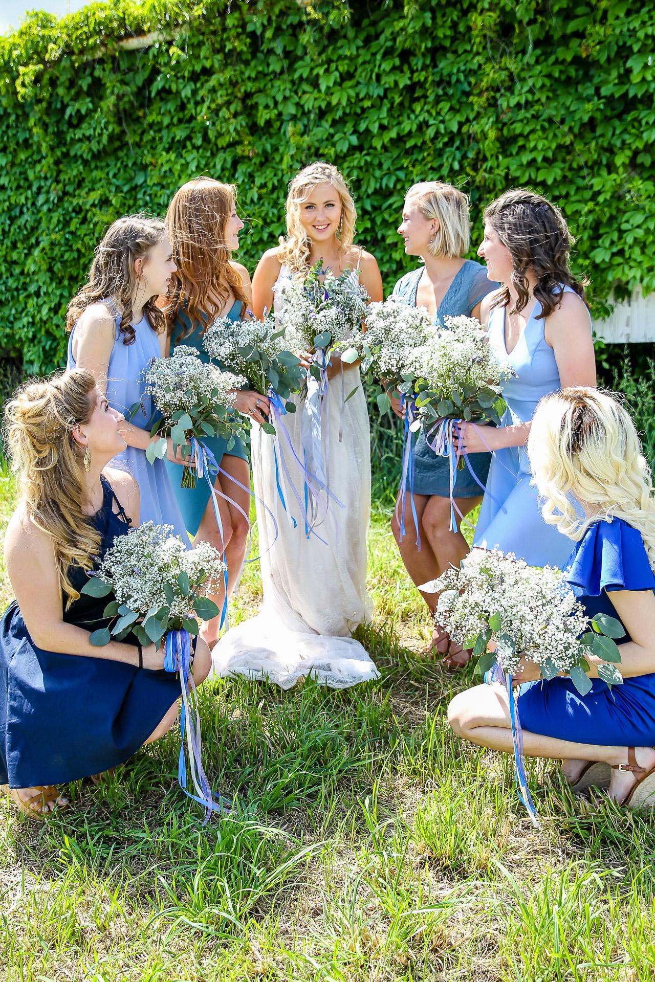 Jordan + Kevin Wedding On Sunny Slope Farm Wedding Venue by Linda Hexter Photography (19 of 30)