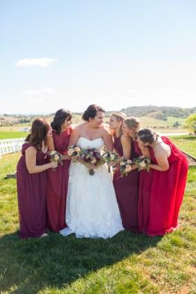 Mary + Patrick Wedding On Sunny Slope Farm Wedding Venue by Feather & Oak Photography (14 of 31)