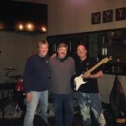 Randy Pat Scott of Stone Rollin'