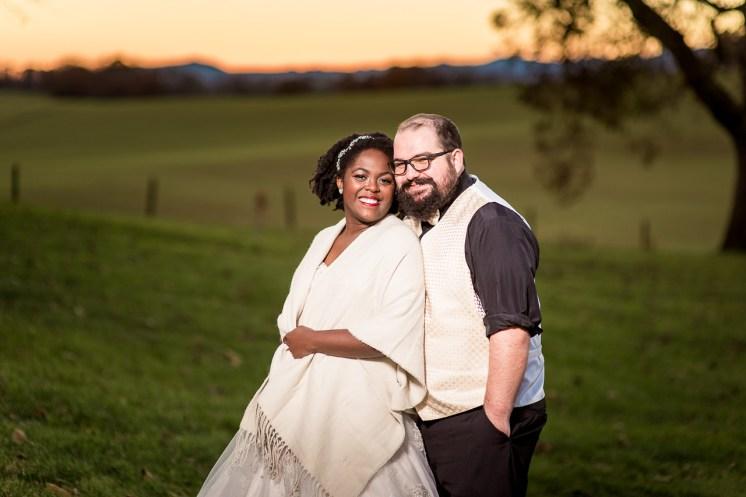 Lauren & Kyle November 10, 2018 Wedding On Sunny Slope Farm Harrisonburg Virginia-13