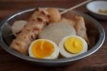 味しみおでん卵
