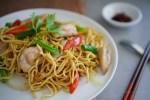チャウミン(炒麺/Chow Mein)