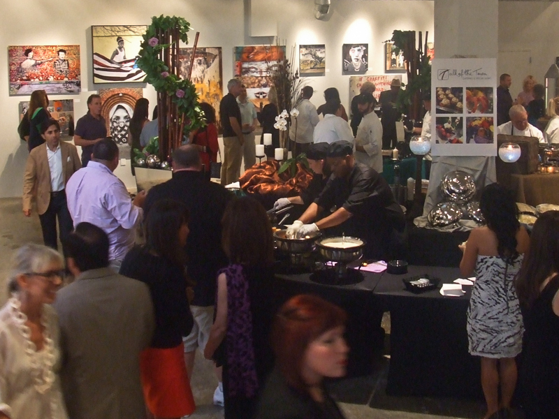 Gallery opening reception