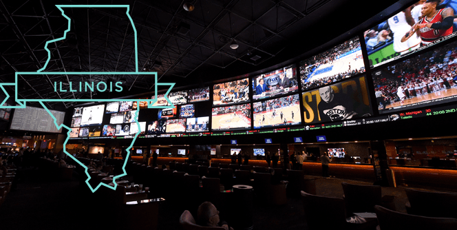 can i bet on sports in illinois