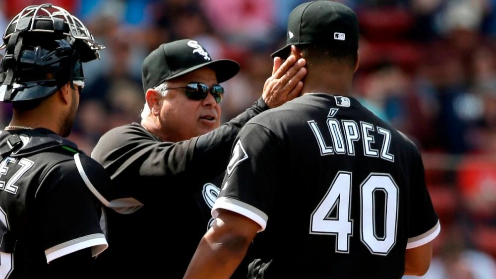 Reynaldo Lopez White Sox
