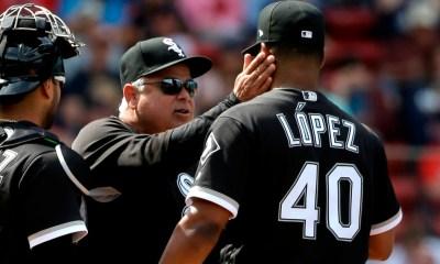 White Sox Reynaldo Lopez Injury