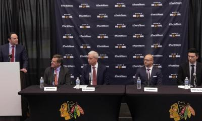Chicago Blackhawks Rebuild