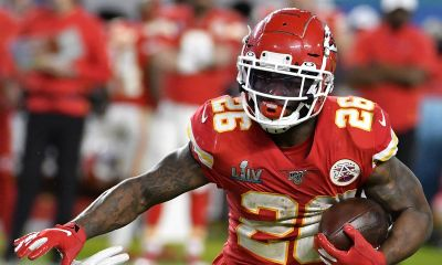 Damien Williams Chiefs