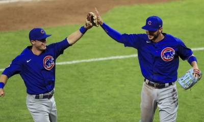 Chicago Cubs Cincinnati Reds Recap