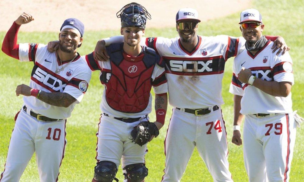 White Sox 4 Home Runs