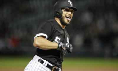 Yolmer Sanchez White Sox