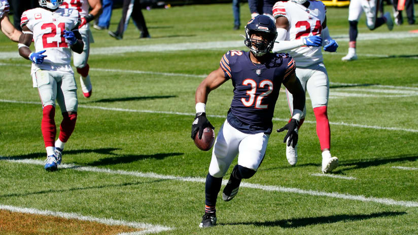 David Montgomery Bears