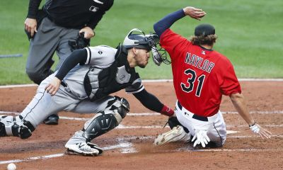 White Sox Indians Recap