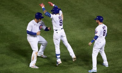 Chicago Cubs Walk-Off Win