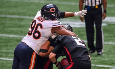 Akiem Hicks Fined