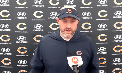 Matt Nagy Bears Rams Press Conference