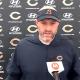 Matt Nagy Bears Rams Press Conference