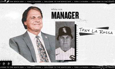 Tony La Russa White Sox Manager