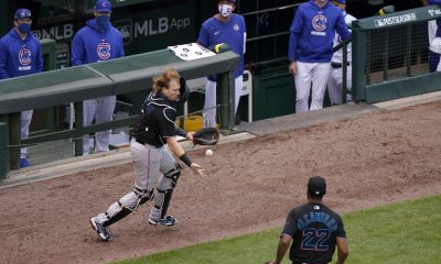 Cubs Marlins Game 2 Postponed