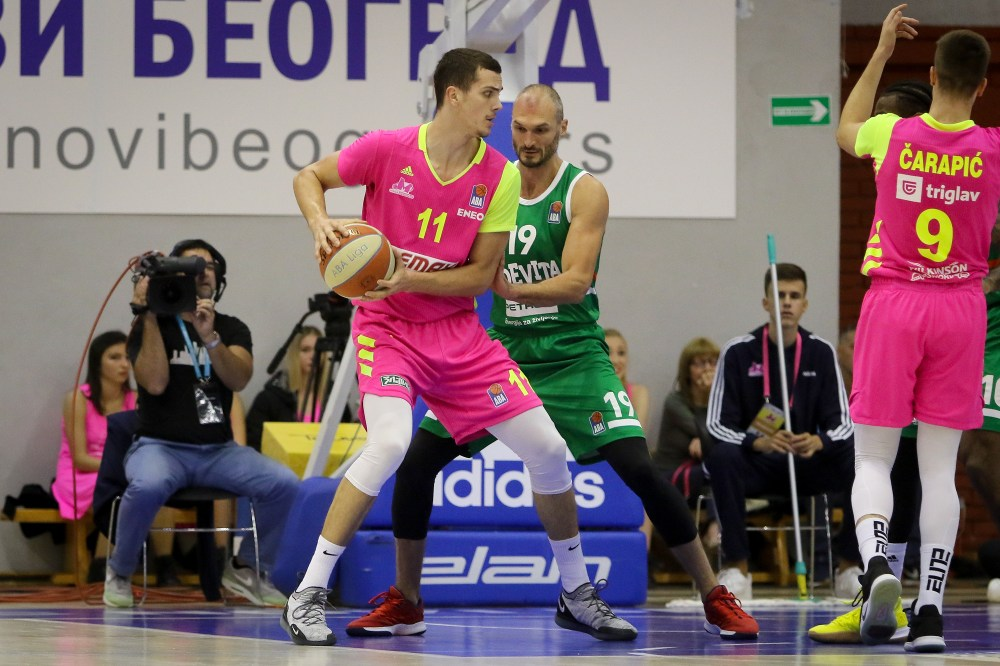 Marko Simonovic Bulls