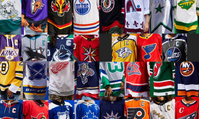 NHL Reverse Retro Jerseys