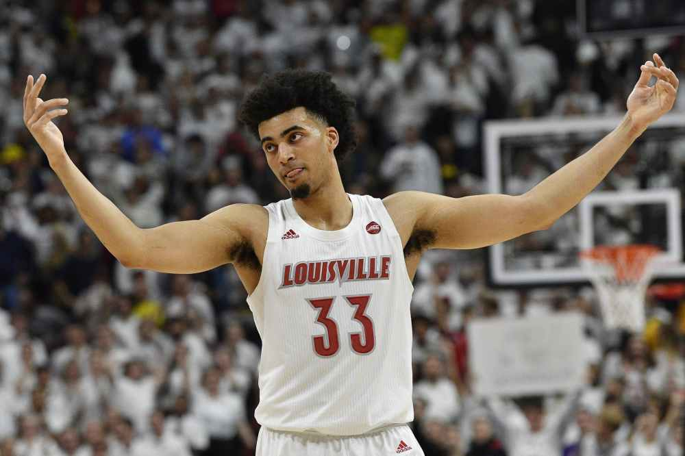 Jordan Nwora NBA Draft