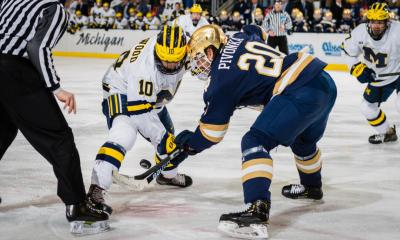 Notre Dame Michigan Hockey