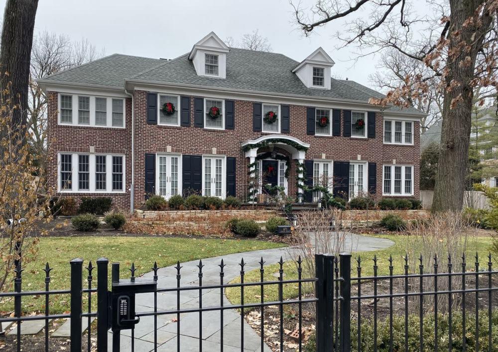 Home Alone House